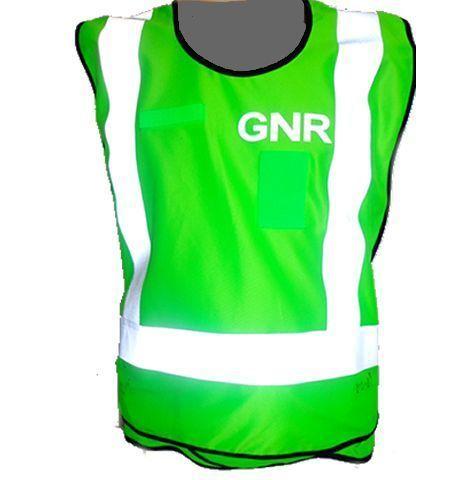 STC00014 - COLETE REFLECTOR VERDE GNR